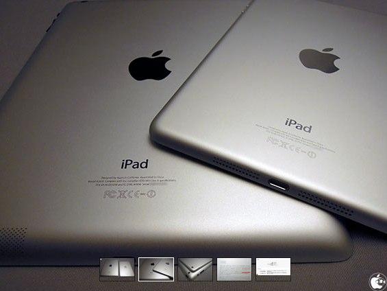 IPad miniをチェック | iPad | Macお宝鑑定団 blog 羅針盤