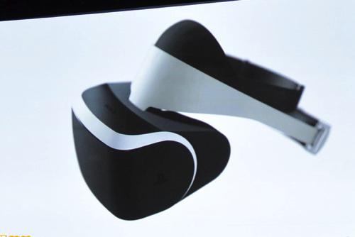 ソニーがPS4用のVRヘッドマウントディスプレイ Project Morpheus を発表 GDC 2014