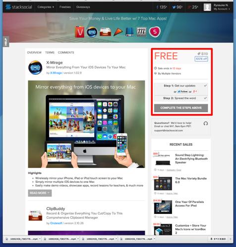 The Mac Freebie Bundle 3 0 | StackSocial