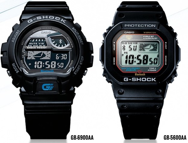 BLUETOOTH WATCH  G SHOCK  CASIO