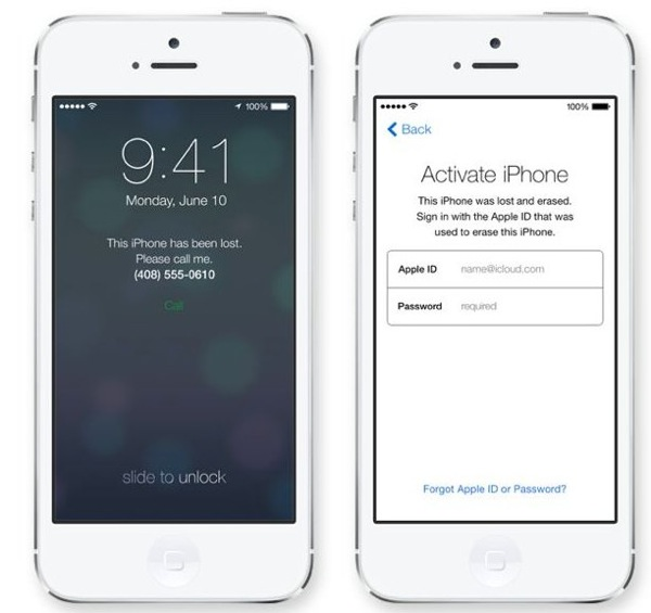 IOS 7 強化された iPhoneを探す 機能で盗難 転売を防ぐ  たのしいiPhone AppBank