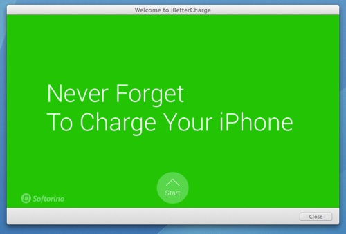 Welcome to iBetterCharge