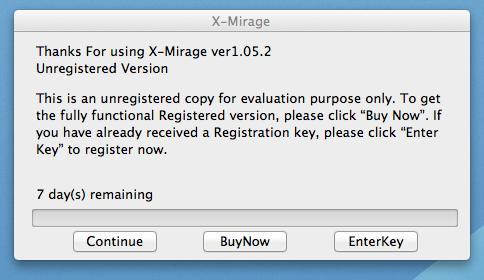 X Mirage