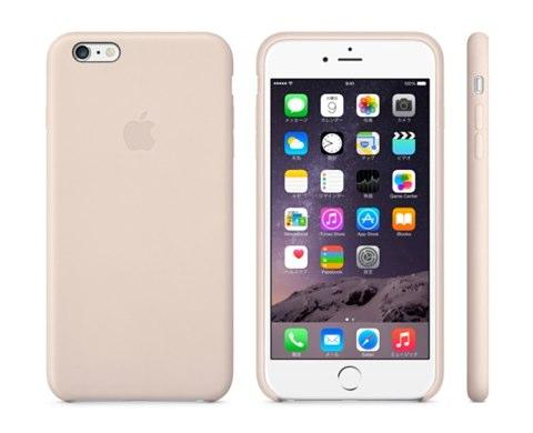 IPhone 6 Plusレザーケース  ブラック  Apple Store  Japan 3